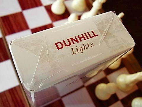 Dunhill Lights