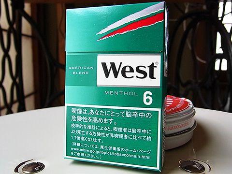 West Menthol