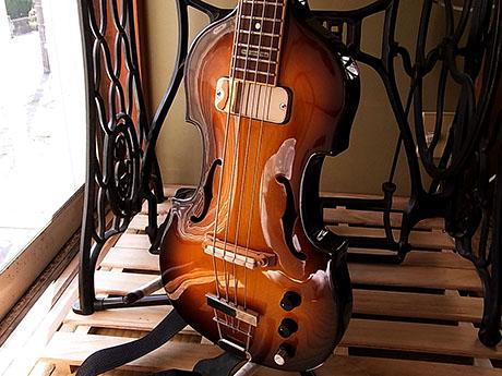 ARIA Scroll Bass