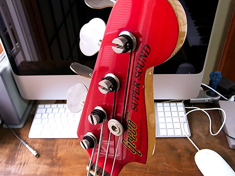 Greco Super Sound Medium Scale '81