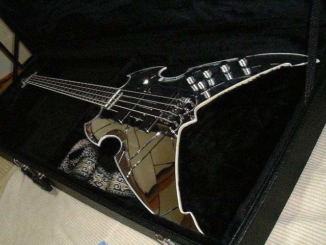 Silvertone Apocalypse Bass PS-APB-5