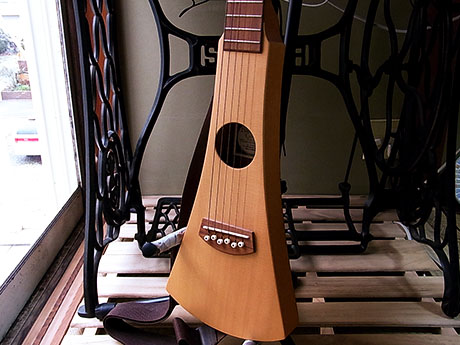 Martin Backpacker Guitar Steel