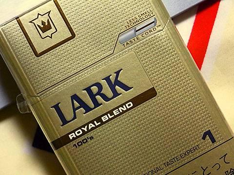 Lark Royal Blend 1mg 100s Box