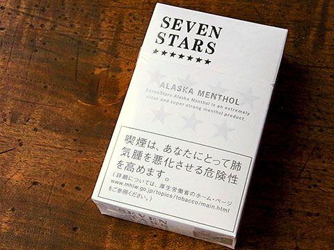 Seven Stars Alaska Menthol
