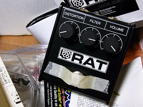 Proco Rat '85 Reissue