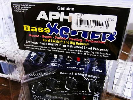 Aphex Model 1402 Bass Xciter