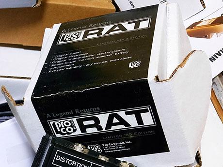 Proco Rat '85 Reissue
