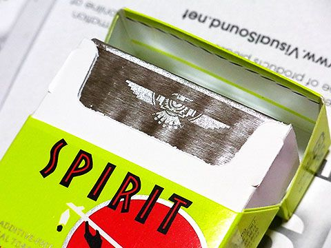 Natural American Spirit Menthol One
