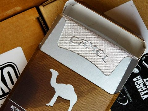 Camel Natural Box