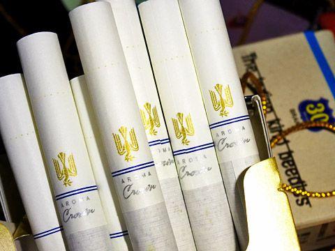Peace Aroma Crown 100s Box