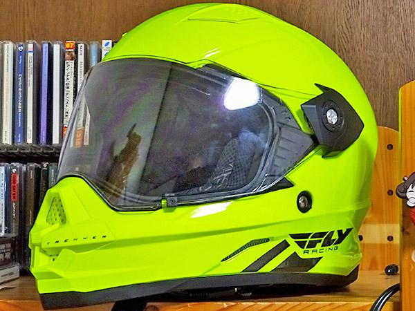 Fly Racing Trekker
