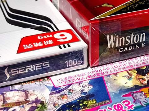 Kent S Series 6 100s Box