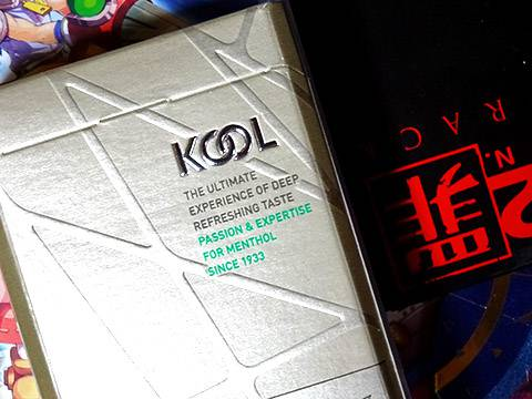 Kool Premium Citric 5 Box