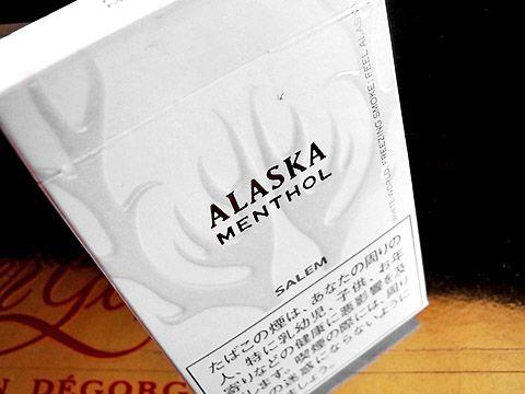 Salem Alaska Menthol