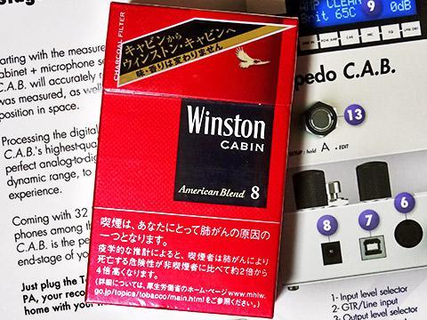 Winston Cabin 8 Box