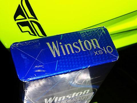 Winston XS 10 Box