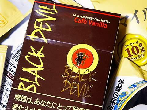 Black Devil Cafe Vanilla