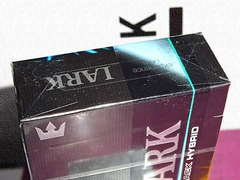 Lark Black Hybrid 10mg KS Box