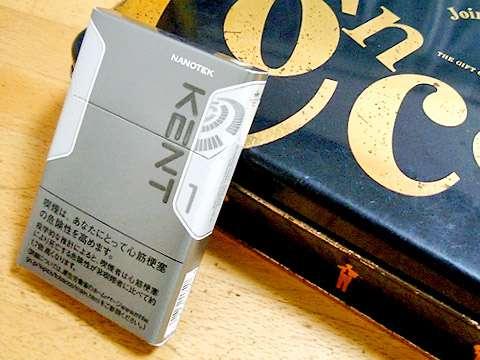Kent Nanotek Menthol 1 KS Box