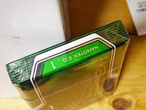 Kent Nanotek 1 KS Box