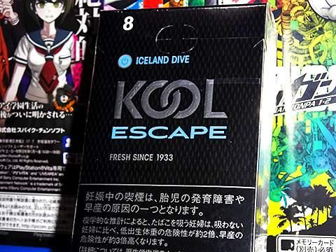 Kool Escape Iceland Dive 8 Box