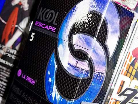 Kool_Escape_L.A.Swash_
