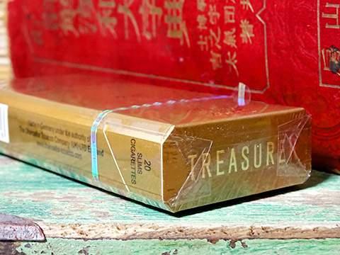 Treasurer Slims Gold