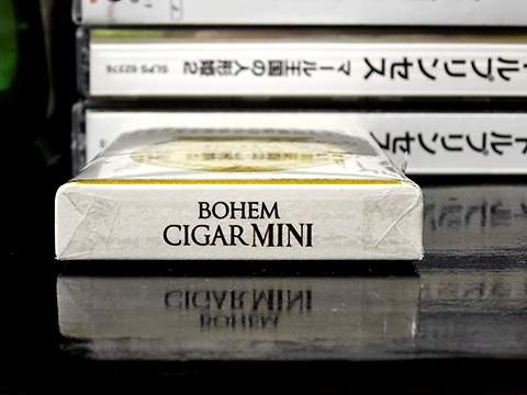 Bohem Cigar Mini Super Slim No.1
