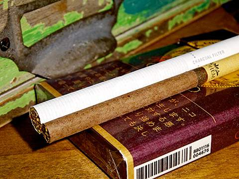 Bohem Cigar Mini Super Slim No.5