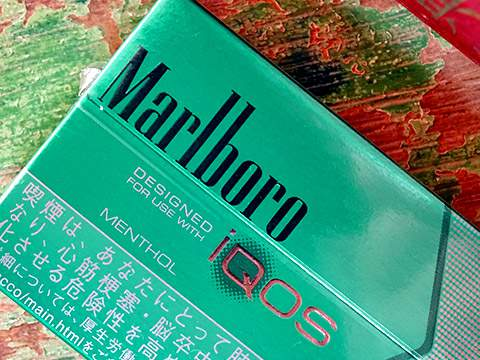 IQOS Marlboro Heat Sticks Menthol