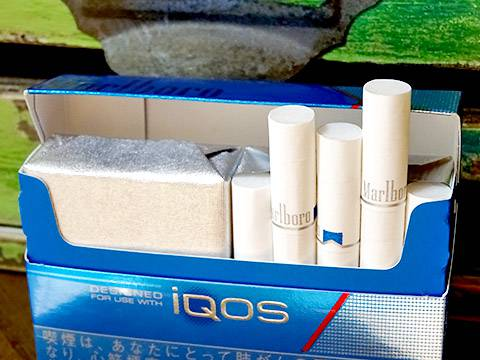 IQOS Marlboro Heat Stick Regular