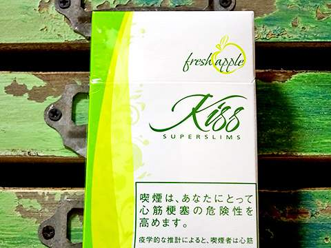 Kiss Fresh Apple