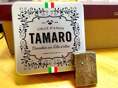 Tamaro Colle D'Angio Cioccolata con Olio d'Oliva