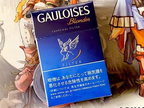 Gauloises Blondes