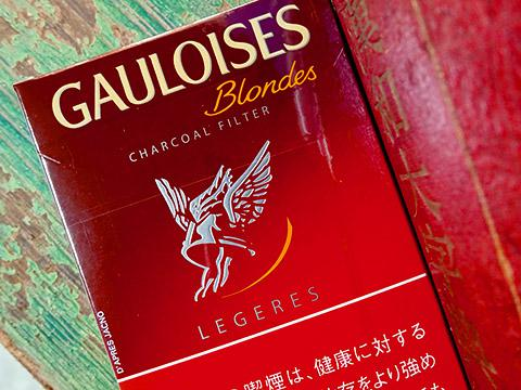 Gauloises Blondes Lights