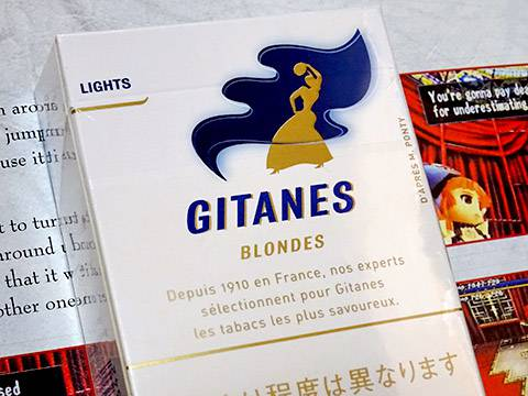 Gianes Blondes