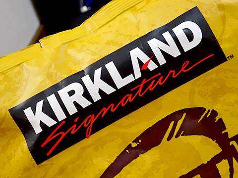 Kirkland Kettle Chips Sea Salt 907g