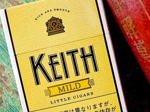 Keith Mild