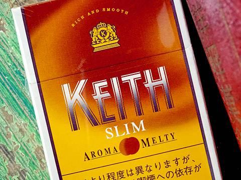 Keith Slim Aroma Melty