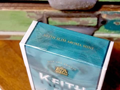 Keith Slim Aroma Mint