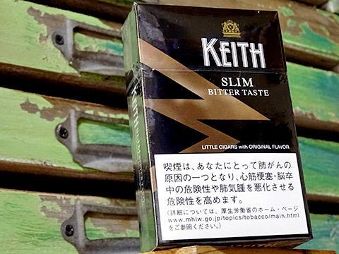 Keith Slim Bitter Taste