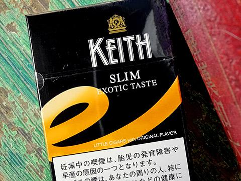 Keith Slim Exotic Taste
