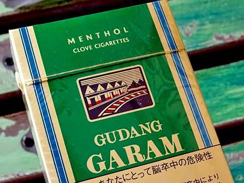 Garam Menthol