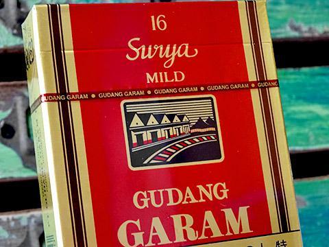 Garam Surya Mild