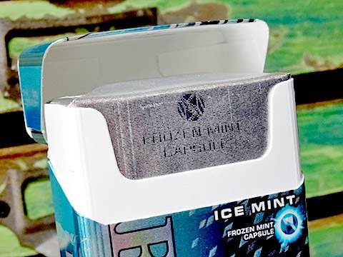 Lark Ice Mint 5mg 100's Box
