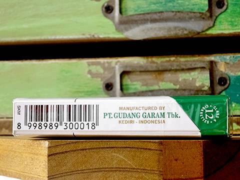 Garam Nusantara Menthol 12