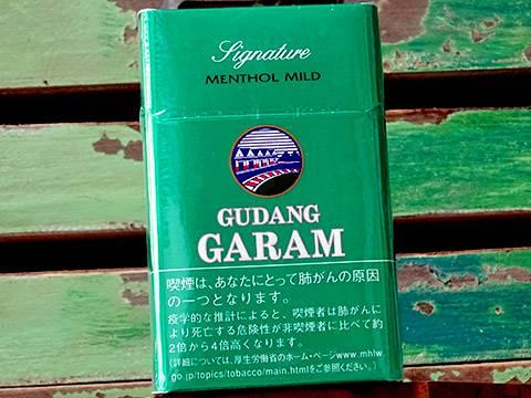 Garam Signature Menthol