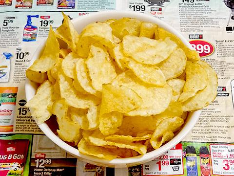 Boulder Canyon Olive Oil Kettle Chips 596.4g
