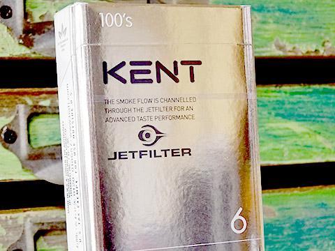 Kent 6 100's Box (JETFILTER)