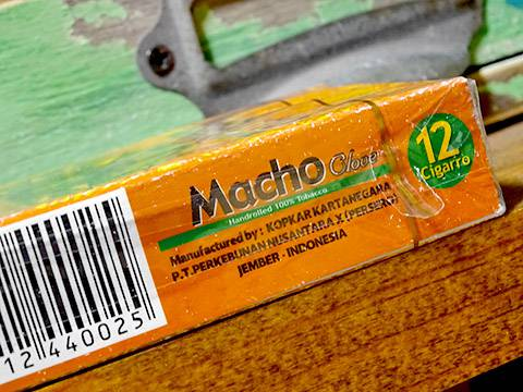 Macho Clove